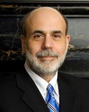Offizielles Portrait des Ex-Chef der US-Notenbank